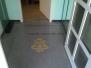 Eingangsbereich und Gäste WC in Nuthetal